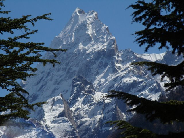 shivling-peak
