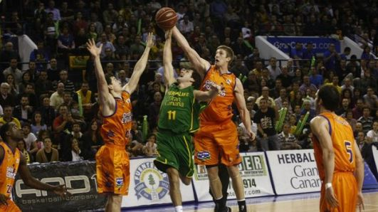 Tapon Valencia Basket